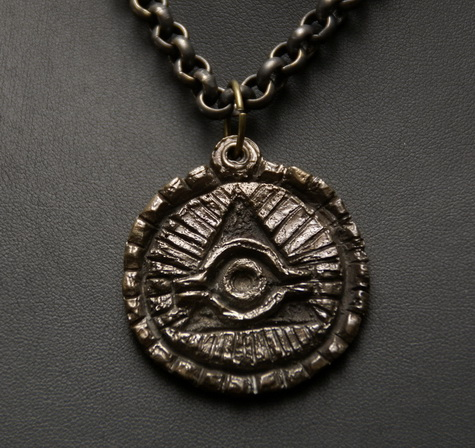 187 All Seeing Eye Pendant