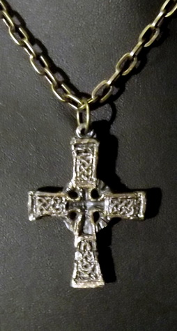 191 Celtic Cross Pendant