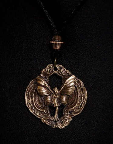 195 Fairy Pendant
