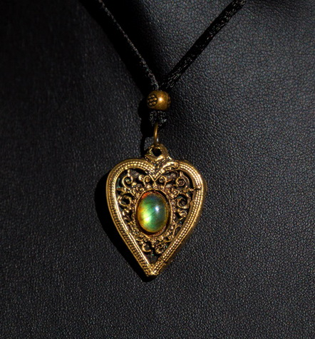 198 Heart Pendant