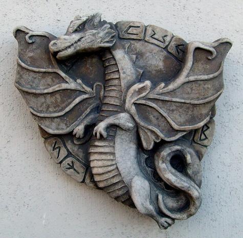 120 Rune Dragon